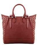 Side Studded Handbag