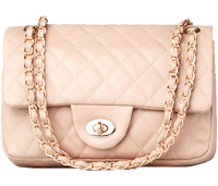 Quilted Lady Bag