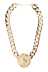 Lion Chain Necklace