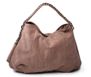 Large Hobo Bag with Tassel