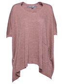 Round Neckline Loose Sweater