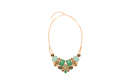 Multi-Stone Collar Necklace