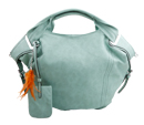 Mint Bright Bowler Bag