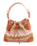 Ikat Shoulder Bag