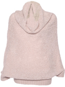 Boucle Cowl Neck Sweater