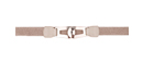 Taupe Stretch Belt