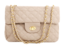 Oversized Chic Quilted Purse