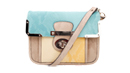 Mint Color Block Bag