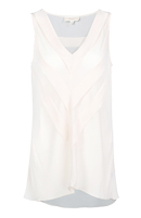 Chevron Pleat Tank