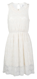 Peterpan Eyelet Dress