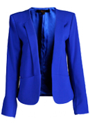 Classic Patch Pocket Blazer