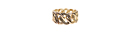 Gold Twisted Chain Bracelet