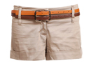 Essential Khaki Shorts