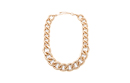Matte Chain Link Necklace