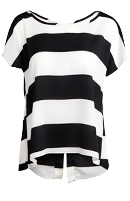 Modern Striped Top
