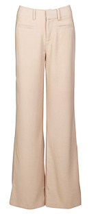 Wide Leg Parisian Pants