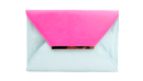 Two Tone Candy Clutch