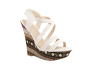 Tiered Tapestry Wedges
