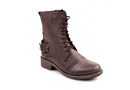 Original Leather Lace Up Boots