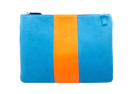 Color Block Slice Clutch