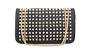 Living On The Edge Studded Bag
