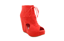 Coral Cut Out Wedges