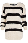 Foxworthy Striped Sweater