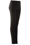 Glamorous Leatherette Panel Leggings