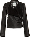 BB Dakota Lux Leather Jacket