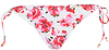 Ruffled Edge Floral Bikini Bottom