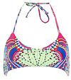 Mara Hoffman Basket Weave Bikini Top