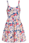 MINKPINK Floral Frenzy Dress