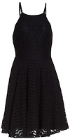 MINKPINK Ladder Skater Dress