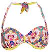 Lee + Lani The Positano Balconette Bikini Top