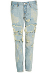 One Teaspoon Dirt Trashed Freebirds Jeans