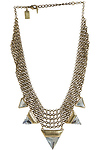 Jenny Bird Illumina Bib Necklace