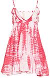 RAGA Tie Dye Baby Doll Dress