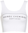 The Laundry Room Party Crop Top