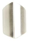 DAILYLOOK Matte Shield Ring