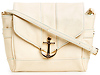 Pretty Ships Norfolk Messenger Bag