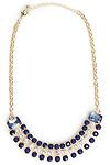 DAILYLOOK Ocean Glass Necklace