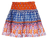 RAGA Printed Circle Skirt