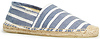 Soludos Classic Striped Espadrille