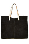 Classic Suede Tote