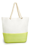 Silicone Bottom Beach Tote