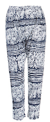 Paisley Harem Pants