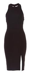 DAILYLOOK T-Strap Open Back Dress