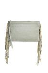 Cleobella Joplin Leather Clutch