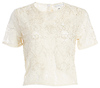 Lace Beaded Top