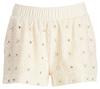 JOA Studded Lace Shorts